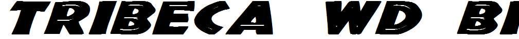 Tribeca-Wd-Bold-Italic