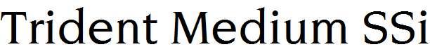 Trident-Medium-SSi-Medium