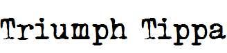 TriumphTippa-regular