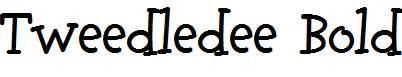 Tweedledee-Bold