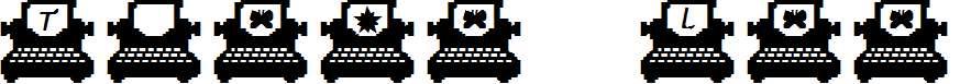 Typewriter-Letter