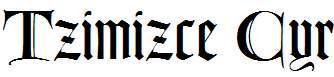 Tzimizce-Cyr