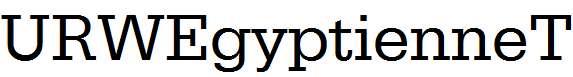 URWEgyptienneT