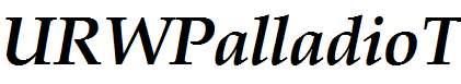 URWPalladioT-Bold-Italic