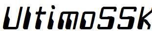 UltimoSSK-Italic