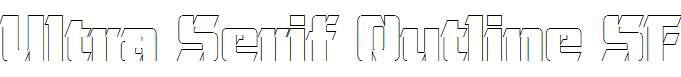 Ultra-Serif-Outline-SF