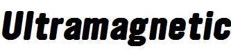 Ultramagnetic-ExtraBoldOblique