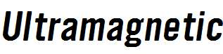 Ultramagnetic-Oblique