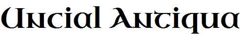 Uncial-Antiqua