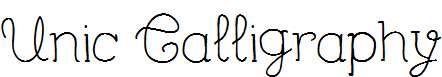 Unic-Calligraphy