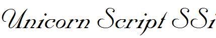 Unicorn-Script-SSi