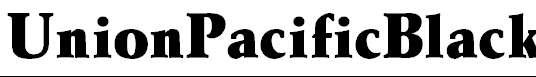 UnionPacificBlack