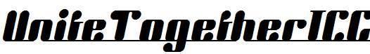 UniteTogetherICG-Italic
