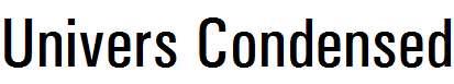 Univers-Condensed-copy-1-