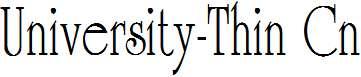 University-Thin-Cn