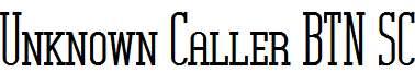 Unknown-Caller-BTN-SC-Bold