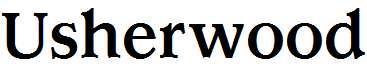 Usherwood-Bold
