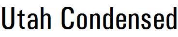 Utah-Condensed