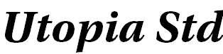 UtopiaStd-BoldIt