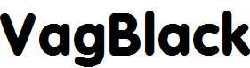 VagBlack-Regular