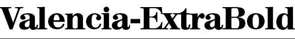 Valencia-ExtraBold