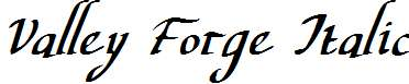 Valley-Forge-Italic