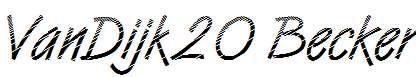 VanDijk20-Becker