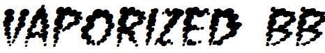 Vaporized-BB-Italic