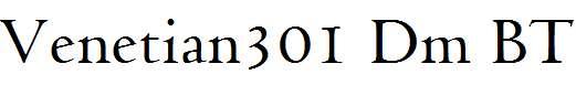 Venetian301-Dm-BT-Demi