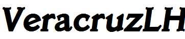VeracruzLH-Bold-Italic
