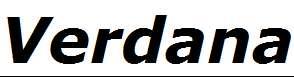 Verdana-Bold-Italic