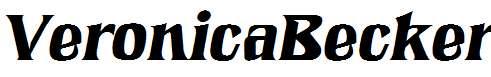 VeronicaBecker-Italic