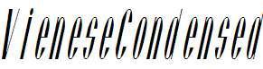 VieneseCondensed-Italic