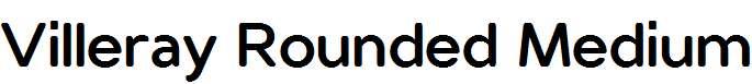 VillerayRounded-Medium