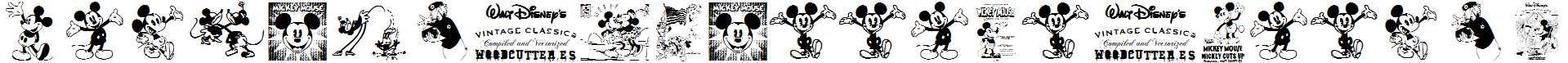 Vintage-Classics-Disney