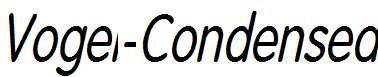 Vogel-Condensed-Italic-1-