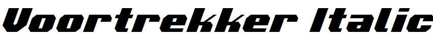 Voortrekker-Italic