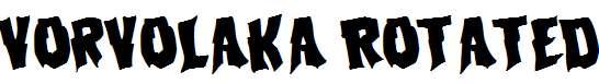 Vorvolaka-Rotated