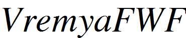VremyaFWF-Italic