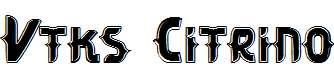 Vtks-Citrino