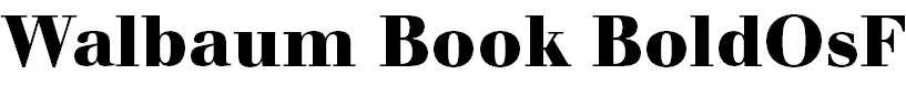 WalbaumBook-BoldOsF