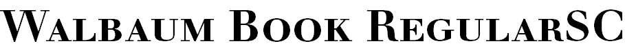 WalbaumBook-MediumSC