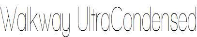 Walkway-UltraCondensed