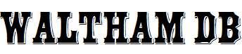 Waltham-Regular-DB