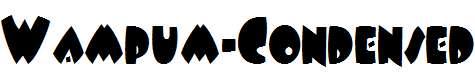 Wampum-Condensed-Normal