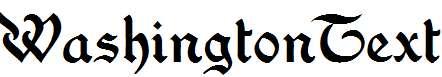 WashingtonText-Regular