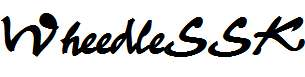 WheedleSSK-Bold