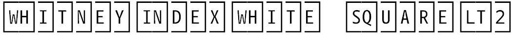 WhitneyIndexWhite-SquareLt2