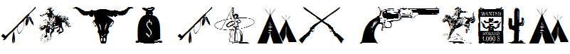 Wild-West-Icons
