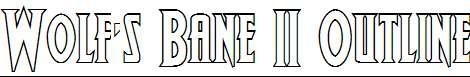Wolf-s-Bane-II-Outline